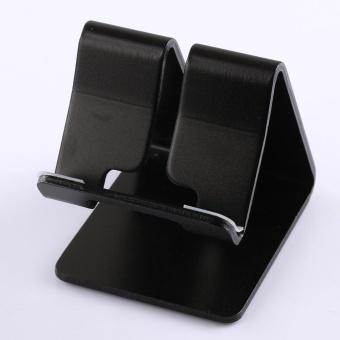 Aluminium Alloy Desk Table Desktop Stand Holder For Cell Phone Tablet - intl - 2