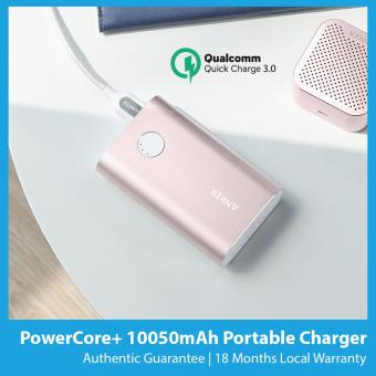 Anker PowerCore+ 10050mAh Quick Charge 3.0 Portable Charger