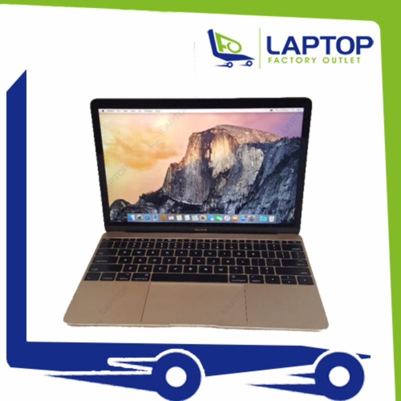 "APPLE MacBook 12"" Retina CoreM3/8GB/256GB (Early-2016) [ APPLE DEMO SET]"