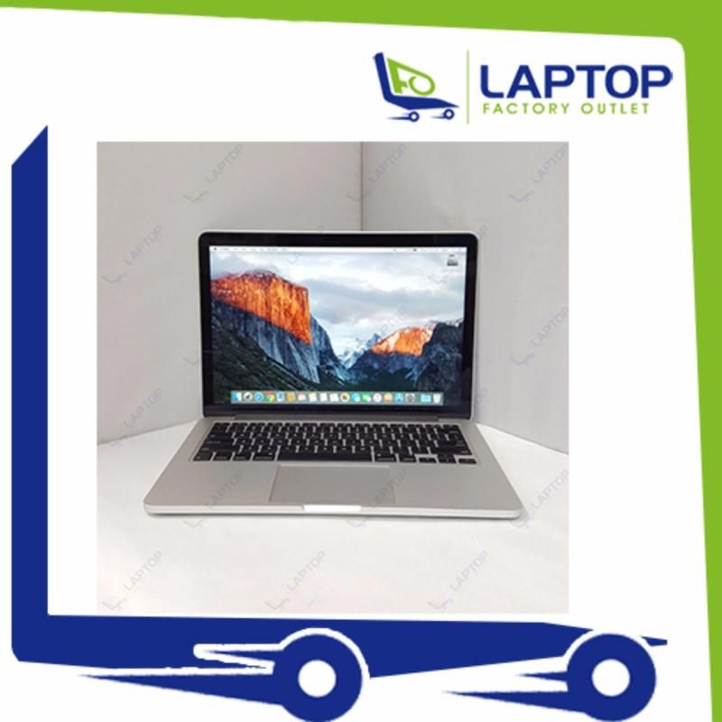 """APPLE MacBook Pro 13"""" Retina i5/8GB/512GB (Early-2015) Preowned [Refurbished] Second Hand / Cheap Macbook"""