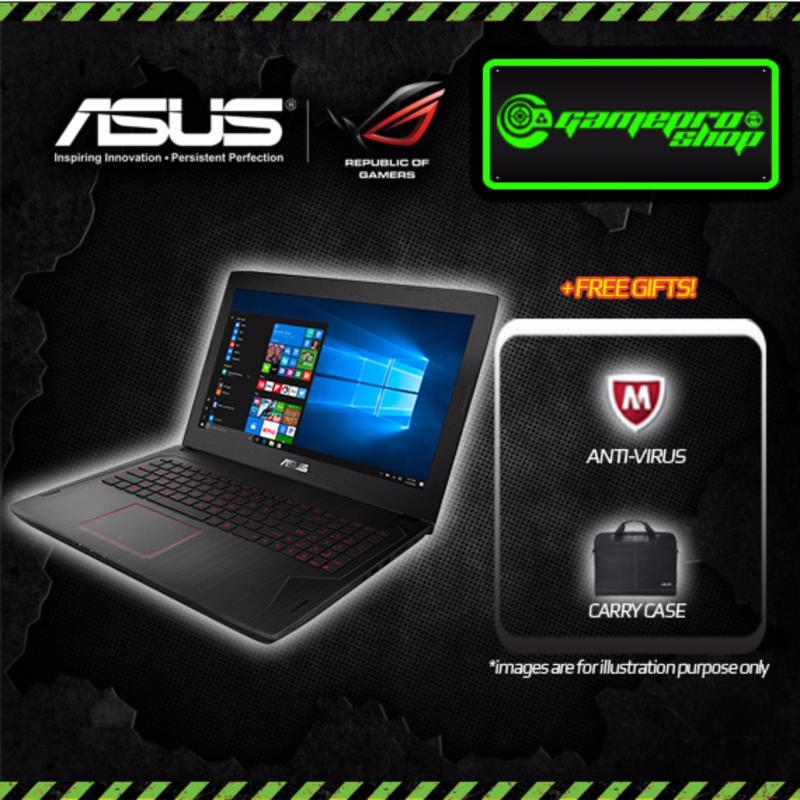Asus FX502VM Gaming Laptop-GTX1060, i7-6700 *Student Promo*
