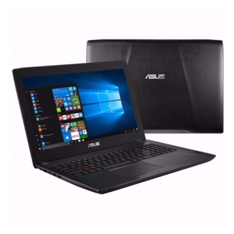 ASUS FX503VD-DM157T Gaming Laptop -i7-7700HQ, 16GB , 128GB SSD , DISCRETE GRAPHICS GTX1050 4GB DDR5, 15.6INCH ULTRA SLIM FULL HD WIN10