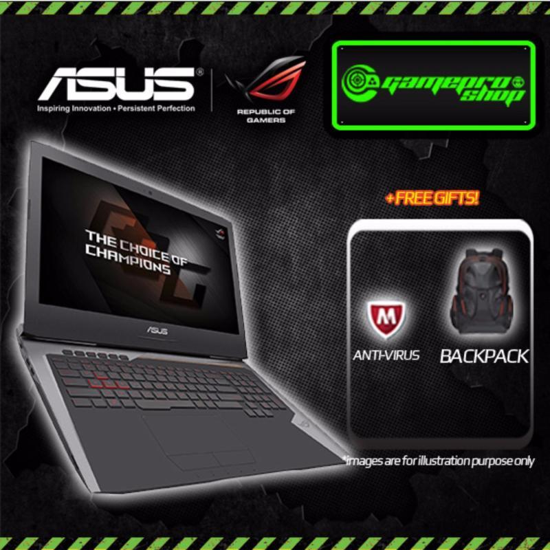 Asus ROG G752 VY GTX 980M 17.3 Gaming Laptop *GAM3.SHOW PROMO*