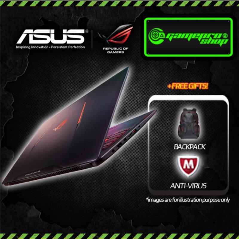 Asus ROG Strix GL502 Gaming Laptop (GTX980M) *Student Promo*