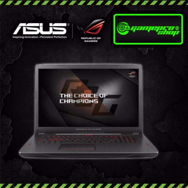 ASUS ROG Strix GL702ZC-GC200T (AMD 8-Core RYZEN 7 1700 & AMD B350) Gaming Laptop