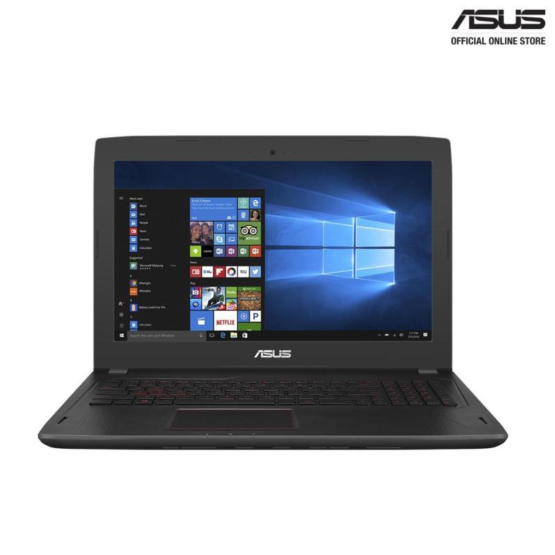 ASUS VivoBook FX502VM-DM266T (Black)