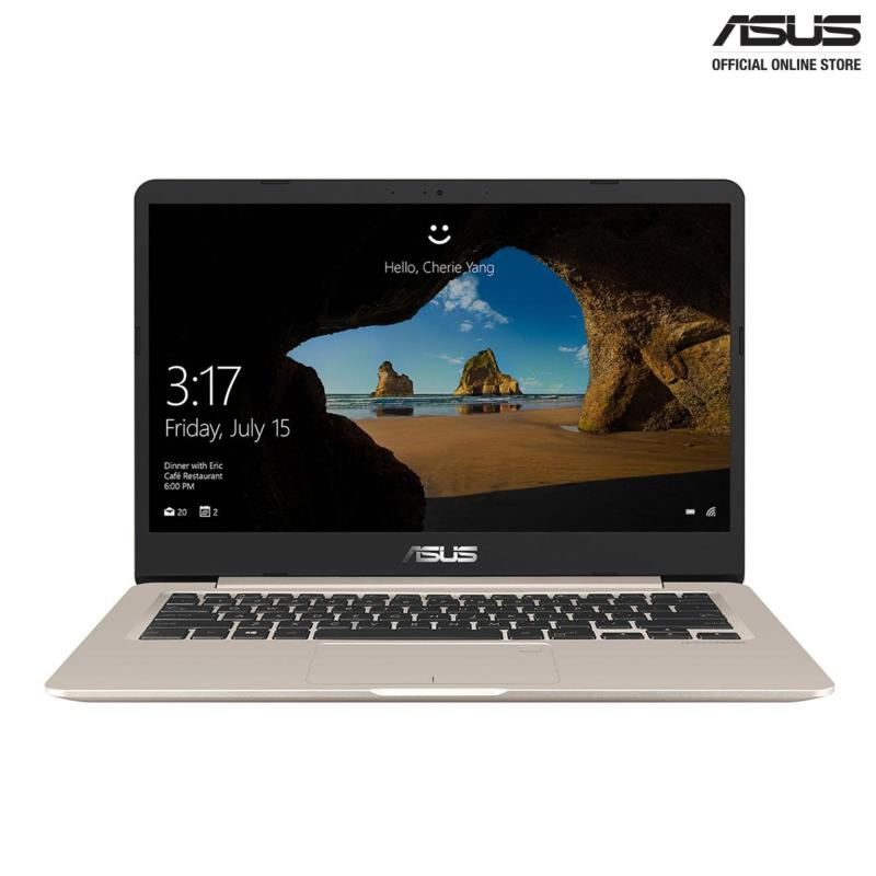ASUS  Vivobook S406UA-BM145T (Icicle Gold Metal Vertical hairline)