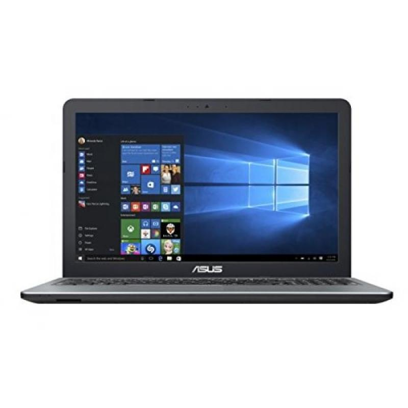 ASUS VivoBook X540SA 15.6-Inch High Performance Premium HD Laptop (Intel Quad Core Pentium N3700 Processor up to 2.4 GHz, 4 GB RAM, 500GB HDD, Windows 10) Silver