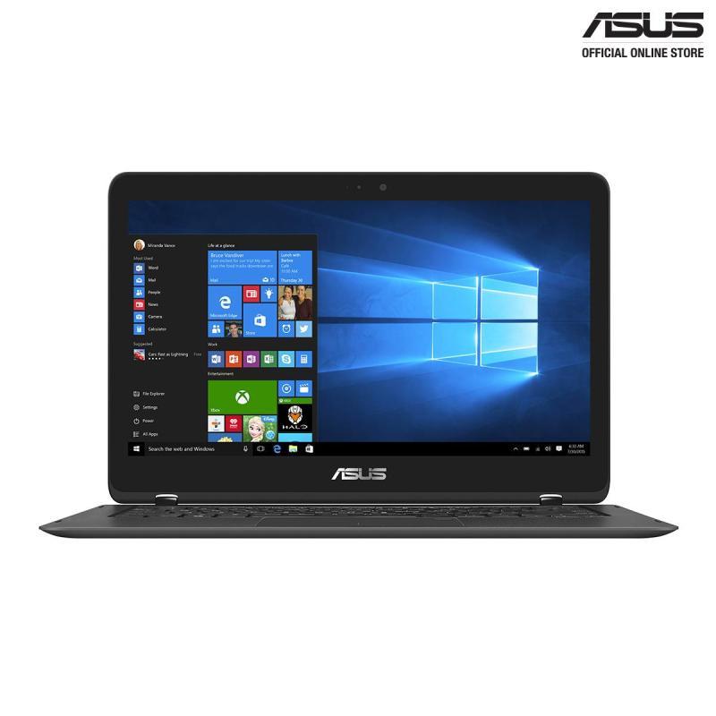 ASUS ZenBook UX360UAK-BB290T (Matte Black)