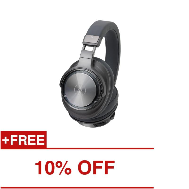 Audio-Technica ATH-DSR9BT Wireless Over-Ear Headphones with Pure Digital Drive Singapore