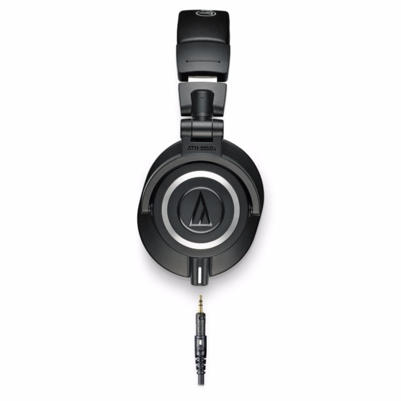 Audio-Technica ATH-M50X Studio Monitor Professional Headphones (Black) Singapore