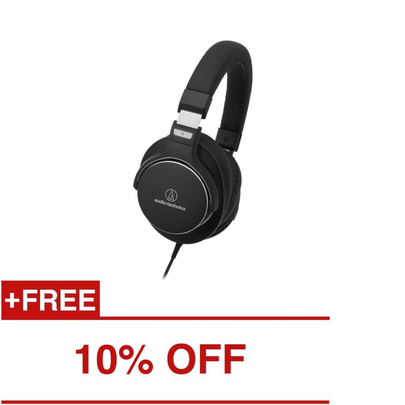 Audio-Technica ATH-MSR7NC High-Resolution Headphones with Active Noise Cancellation Singapore