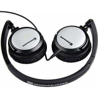 Beyerdynamic DTX 501 P Lightweight Portable Headphone - Black - 3