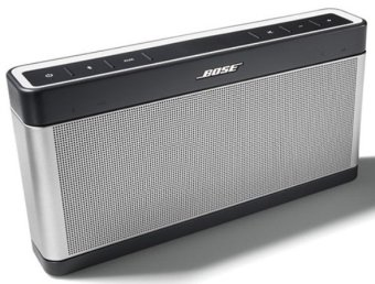 Harga Bose SoundLink Bluetooth Speaker III