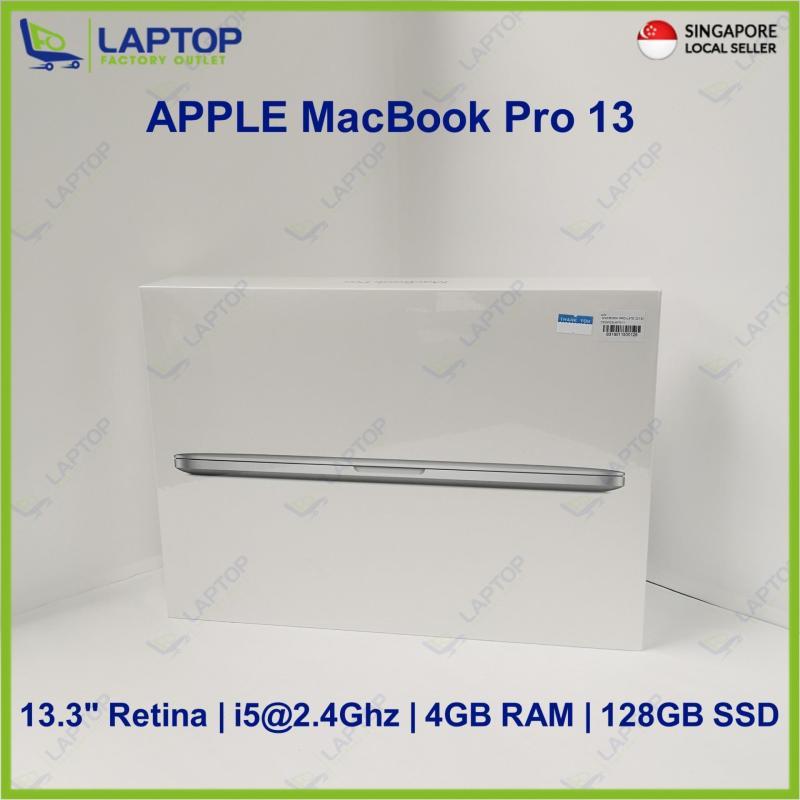 [Brand NEW] APPLE MacBook Pro 13 Retina i5/4GB/128GB (Late-2013)
