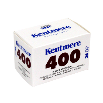 British original KARY kentmere 400 Kerry 135 black and white film 36 Zhang 21 years in November spot