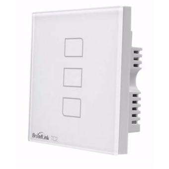 Broadlink TC2 Touch Panel Wall Switch - 2