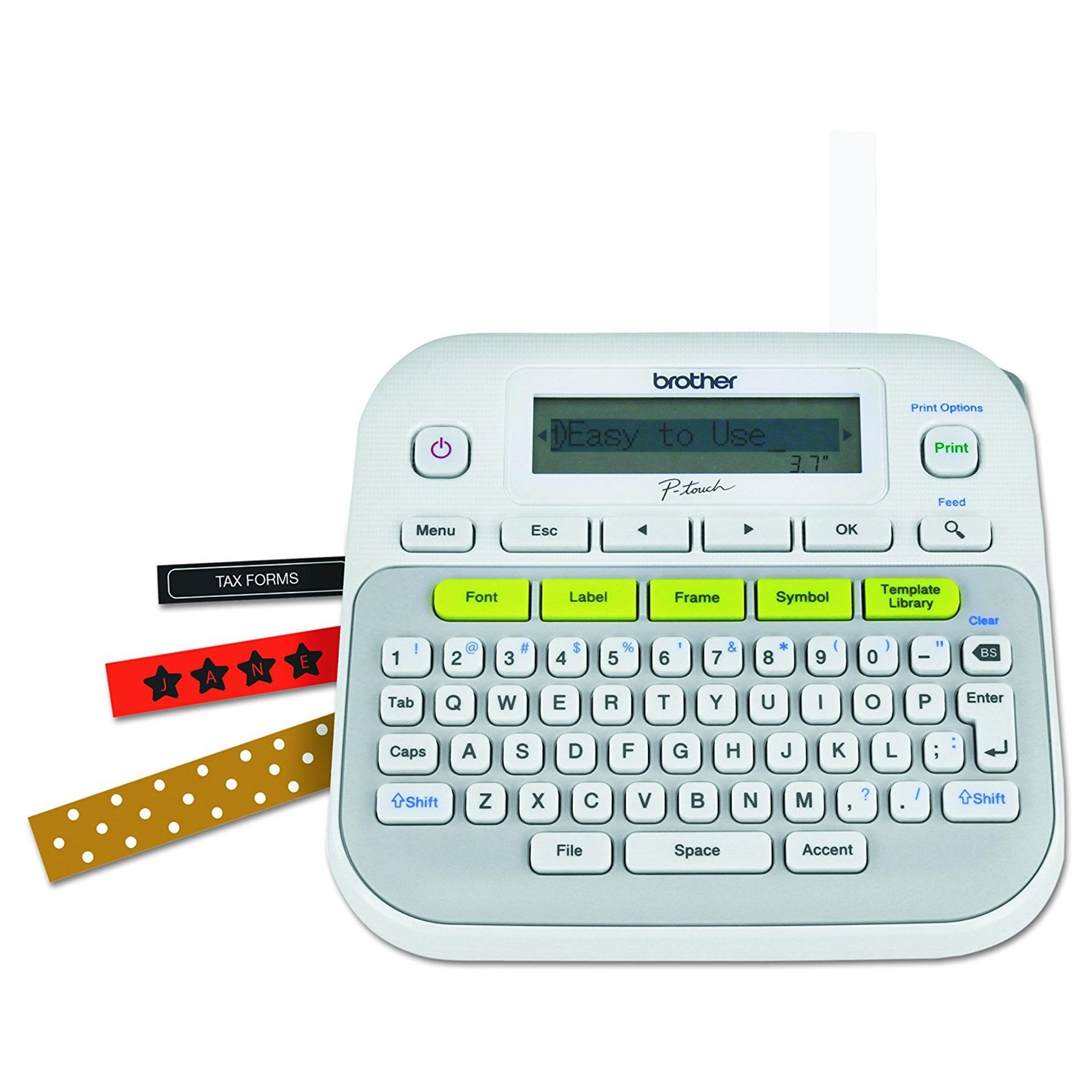 Brother P-Touch PT-D210 Label Maker Singapore