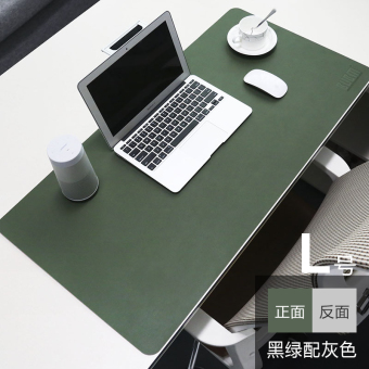 For Sale Bubm Leather Waterproof Work Leather Pad Office Desk Mat