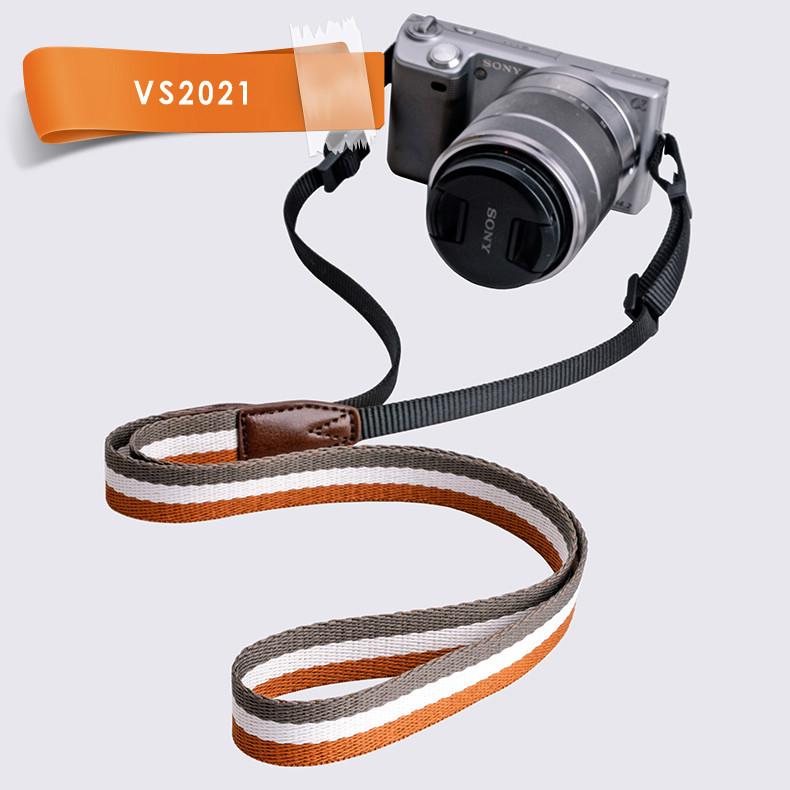 Canon A6000/rx100m5 artistic digital camera fine shoulder strap camera shoulder strap