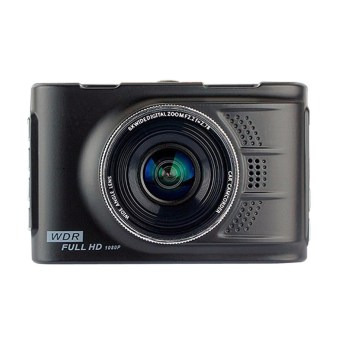 Car Camera DVR Cam Full HD 1080p Recorder Night Vision 170 Degree -Intl