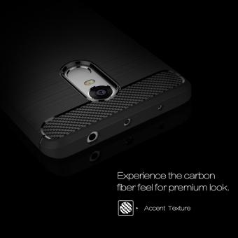 Case Xiaomi Redmi Note 4 Tpu Carbon Military Air Cushion Hitam Source · Gratis Tempered Glass
