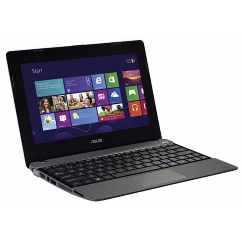 [Certified Refurbished] Asus R103 10.1 AMD A4-1200 4GB RAM SATA 500GB Windows 8 Laptop (Black)