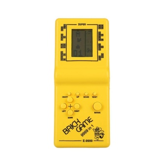 Childhood Tetris Hand Held Game Toy Brick Game Riddle EducationalToys - intl