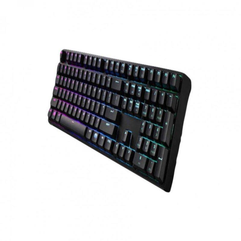 Cooler Master MasterKeys Pro L RGB Mechanial Gaming Keyboard (US) w MX Red Singapore