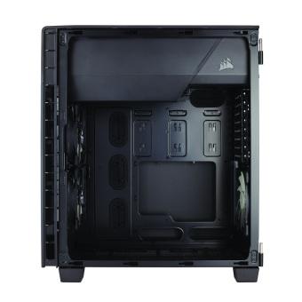 Corsair Carbide Series Clear 600C Inverse ATX Full-Tower Case - 2