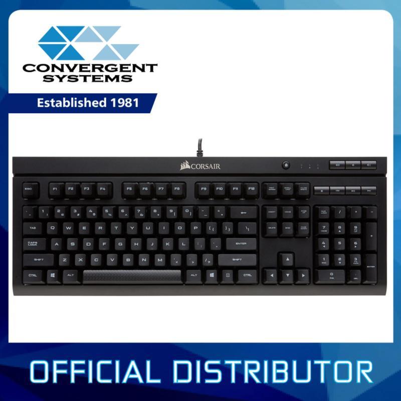 Corsair Gaming K66 Mechanical Gaming Keyboard - Cherry MX Red Singapore