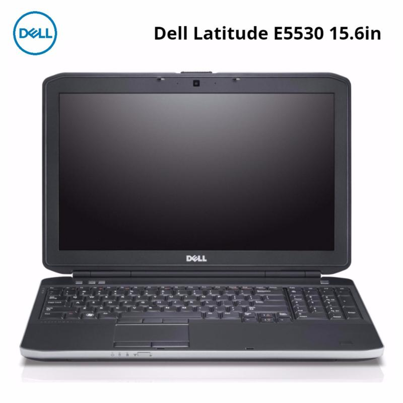 Dell Latitude E5530 15.6in Notebook i5-3340M 2.7Ghz 8GB 320GB HDD Win 10 Pro HD Graphics 3000 Used