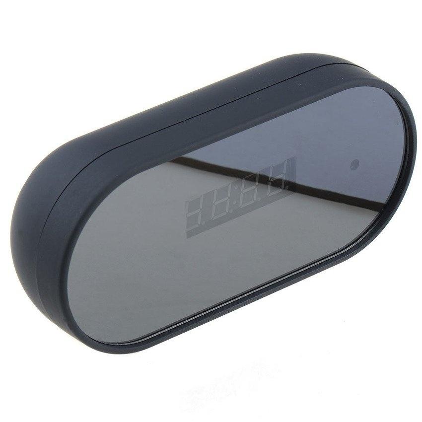 Easybuy 1080P HD Wireless Wifi IP Spy Hidden Camera DVR inClockforAndroid iPhone(Black? - intl