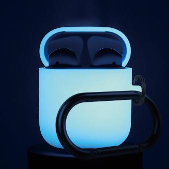 Elago AirPods Hang Case (Nightglow Blue)