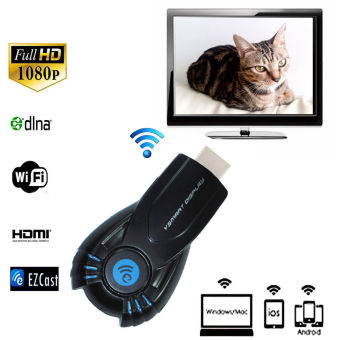 EZCAST Wireless Miracast TV Dongle WiFi Display Stick DLNA AirplayAdapter