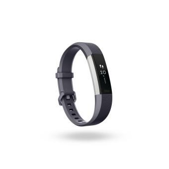 Fitbit Alta HR - Heart Rate + Fitness Wristband - Blue Gray / Large