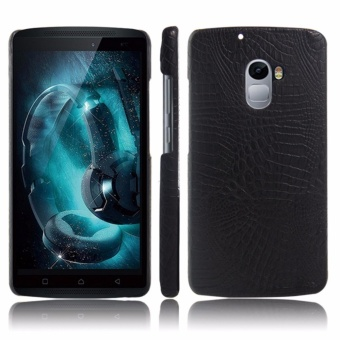 For Lenovo Vibe X3 Lite / Lenovo A7010 / Vibe K4 Note Crocodile PU Leather Skin