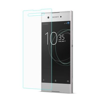 For Sony Xperia XA1 Mobile Phone Tempered Glass Screen Protector Film 0.3mm (Arc Edge