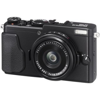 Fujifilm X70 Digital Camera (Black) - 4