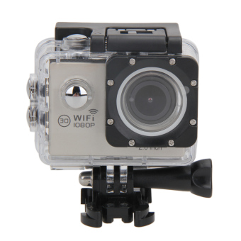 Full HD 1080P Action Camera SJ7000 Wifi 2.0 LTPS LED Sports 170 Camera - intl