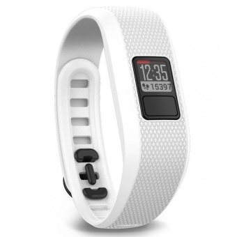 Garmin Vivofit 3 Smart Activity Band (White)