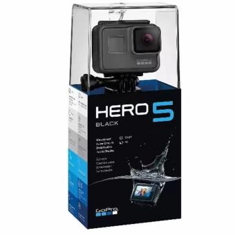 GoPro HERO5 4K Ultra HD Camera Black - intl