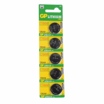 Harga GP CR2430-C5 - CR2430 Button Batteries