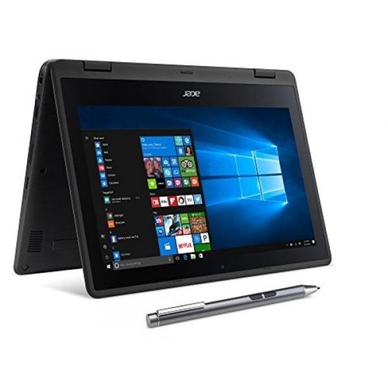 GPL/ Acer SP111-31N-C4UG Spin 1, 11.6 Full HD Touch, 2 in aptop, Celeron N3350, 4GB DDR3L, 32GB Storage, Office 365, Stylus, Obsidian Black/ship from USA - intl