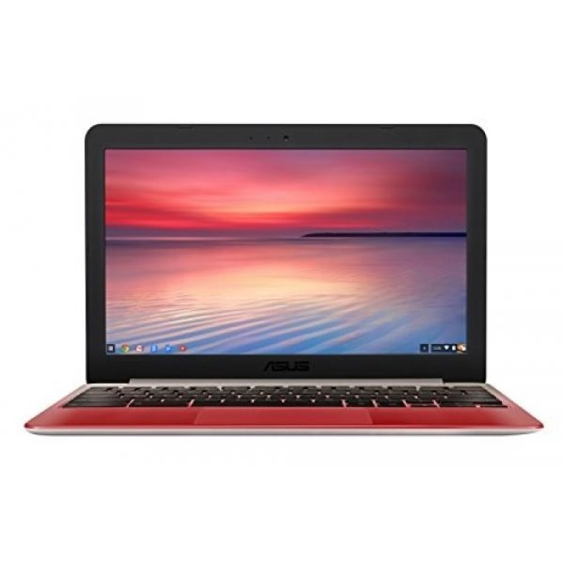 GPL/ ASUS C201PA-DS02-LG 11.6-Inch Chromebook (Rockchip RK3288 1.8GHz Quad-Core, 4GB DDR3, 16GB SSD + TPM, Chrome OS), Lotus Gold/Red/ship from USA - intl