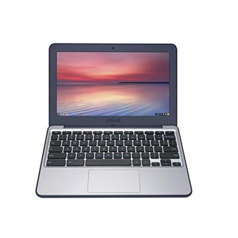 GPL/ ASUS Chromebook C202SA-YS02 11.6-Inch (Intel Celeron 4 GB, 16GB eMMC, Dark Blue)/ship from USA - intl