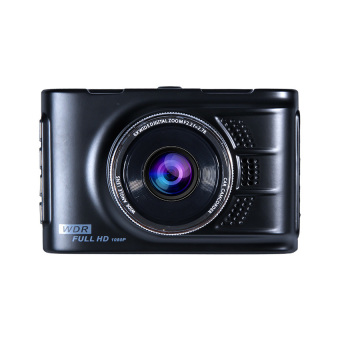 HD Car Camera Car DVR Video Recorder Dash Cam Camcorder (Black)