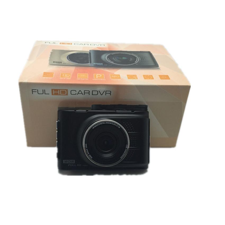 HD Car Camera Car DVR Video Recorder Dash Cam Camcorder (Black)