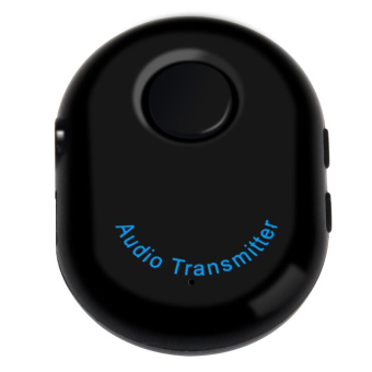 Hi-Fi Bluetooth v4.0 Audio Transmitter TV / PC /MP3/MP4 Headset +More