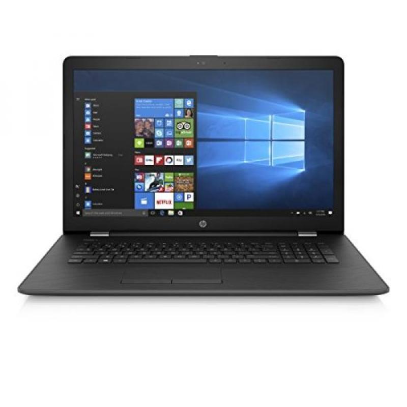HP 17-inch Laptop, AMD A9-9420, 4GB RAM, 500GB hard drive, Windows 10 (17-ak010nr, Gray)